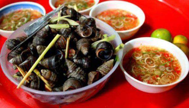 Những khu chợ ăn vặt ngon nhất Sài Gòn (chợ hoàng hoa thám) ảnh 5