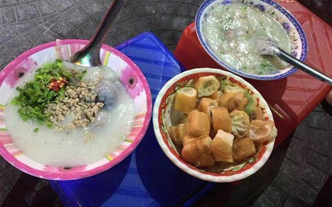 Những khu chợ ăn vặt ngon nhất Sài Gòn (chợ tân định) ảnh 1