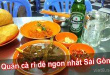 quán cà ri dê ngon nhất Sài Gòn