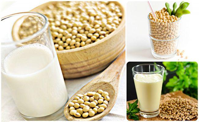 Uống sữa đậu nành có tốt cho nam giới không? Có bị vô sinh không - ảnh 1