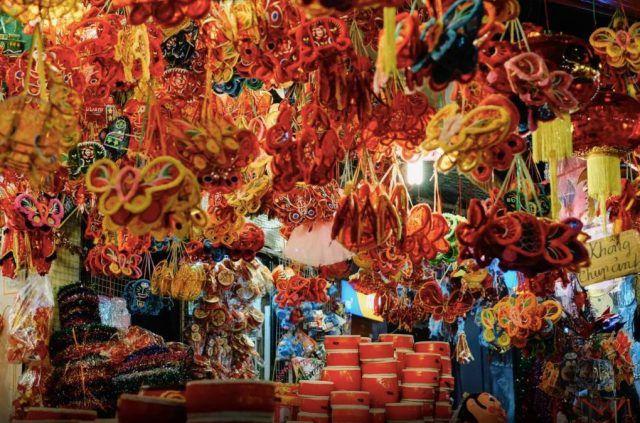 Top 9 địa điểm đi chơi Trung Thu ở Hà Nội ảnh 1