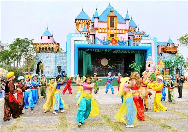 Top 9 địa điểm đi chơi Trung Thu ở Hà Nội ảnh 5