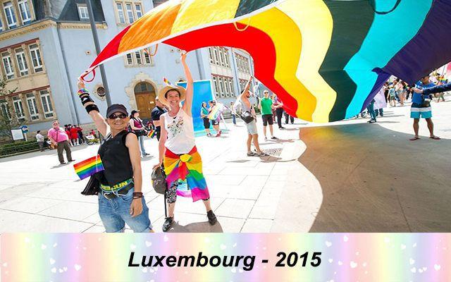 Những quốc gia chấp nhận hôn nhân đồng tính trên thế giới - Luxembourg
