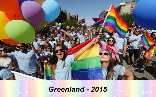 Những quốc gia chấp nhận hôn nhân đồng tính trên thế giới - Greenland