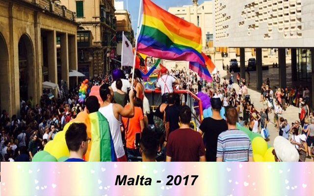 Những quốc gia chấp nhận hôn nhân đồng tính trên thế giới - Malta