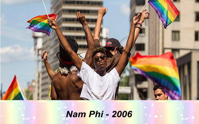 Những quốc gia chấp nhận hôn nhân đồng tính trên thế giới - Nam Phi
