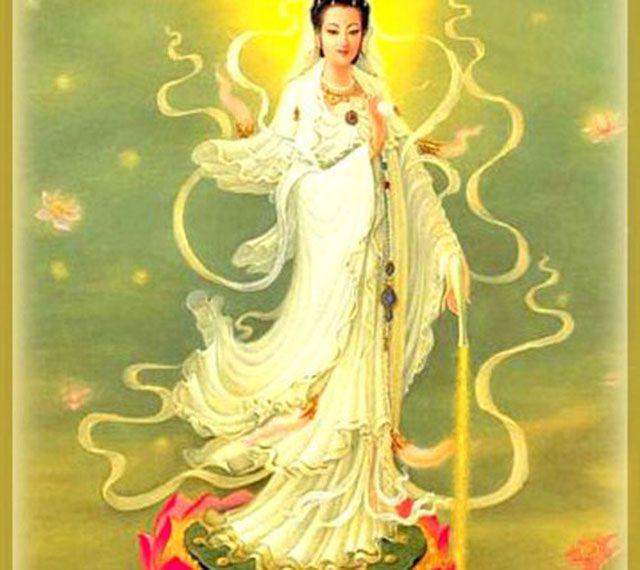 Văn khấn Phật Bà Quan Âm tại nhà - Ảnh 1