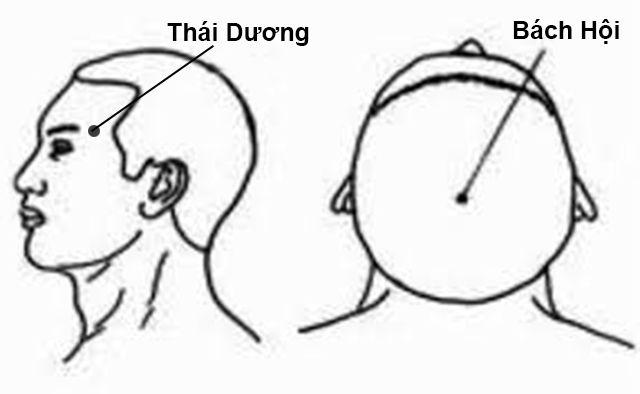 Cách massage giảm đau đầu ảnh 2