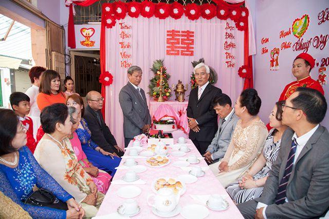 Lời phát biểu cảm ơn trong đám cưới ảnh 1
