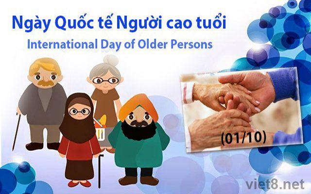 Ngày quốc tế người cao tuổi