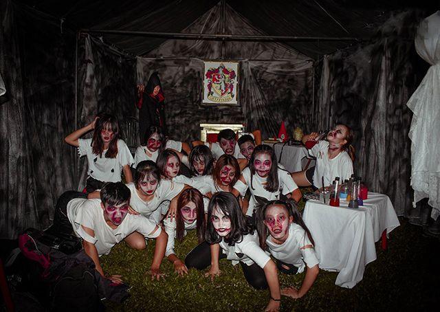 Những địa điểm đi chơi Halloween ở Hà Nội ảnh 1