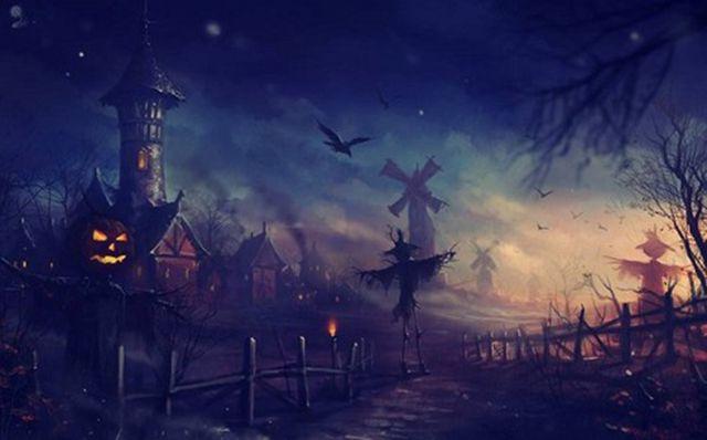 Những địa điểm đi chơi Halloween ở Hà Nội ảnh 5