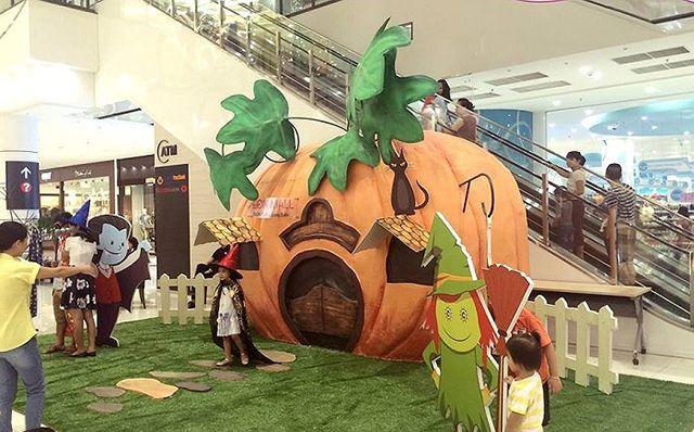Những địa điểm đi chơi Halloween ở Hà Nội ảnh 8