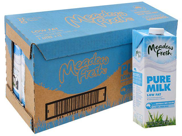 Sữa tươi không đường tách béo dành cho bà bầu tốt nhất hiện nay ảnh 3