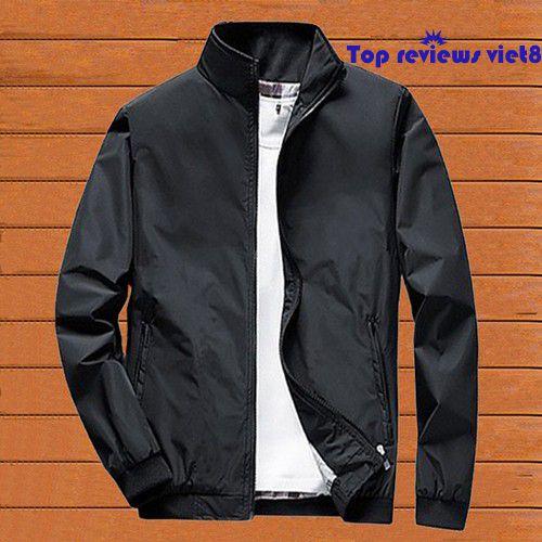 áo khoác chống nắng mưa phối dây kéo ngực - 3