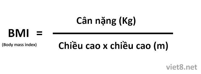 Bảng chiều cao cân nặng chuẩn của nữ - ảnh 2