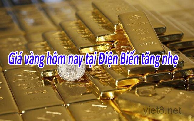 Giá vàng Điện Biên hôm nay