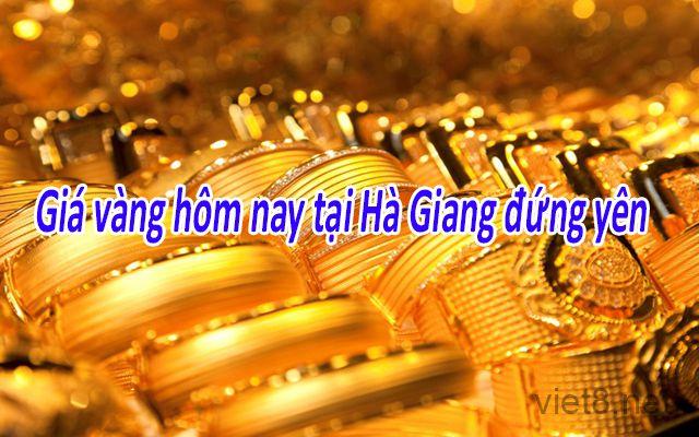 Giá vàng hôm nay tại Hà Giang