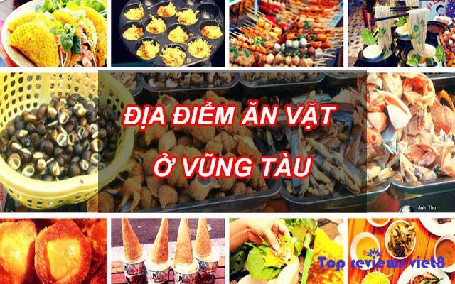 Địa điểm Ăn vặt ở Vũng Tàu