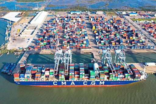 Cảng Quốc Tế Cái Mép - BRVT