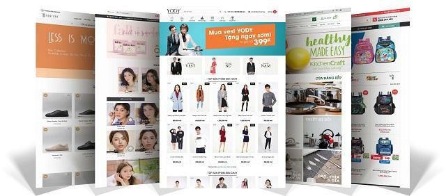Những lưu ý khi thiết kế web bán hàng hiệu quả bạn cần biết
