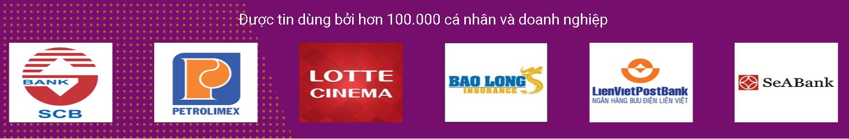 Chữ ký số Newca được tin dùng với hơn 100.000 doanh nghiệp