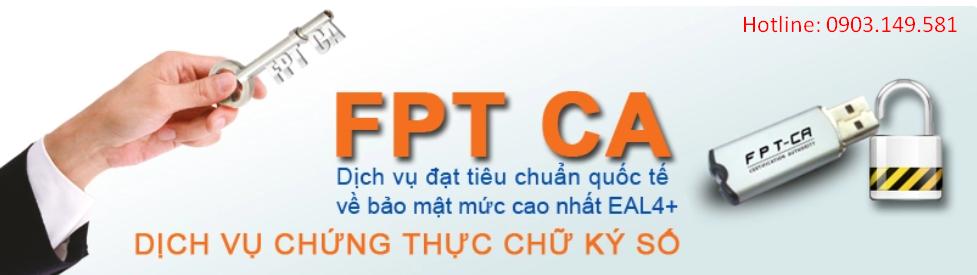 Vì sao nên chọn chữ ký số FPT