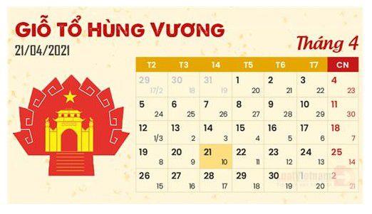 Giỗ tổ Hùng Vương là ngày nào - ảnh 2